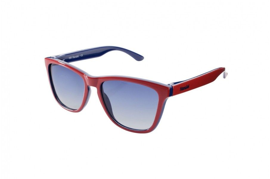 Hanalei Shanghai Red - Essential Blue